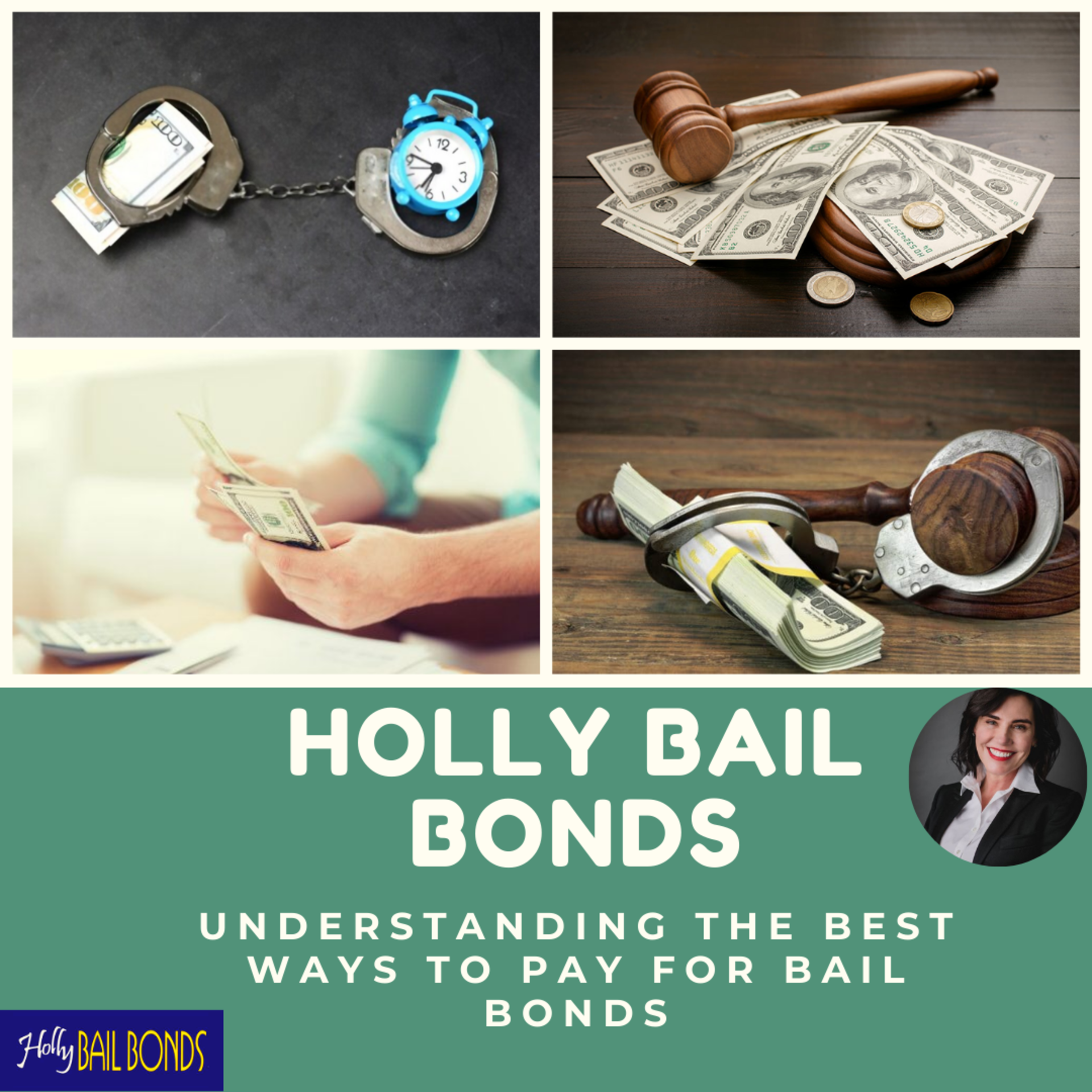 Understanding the Best Ways to Pay for Bail Bonds | Holly Bail Bonds