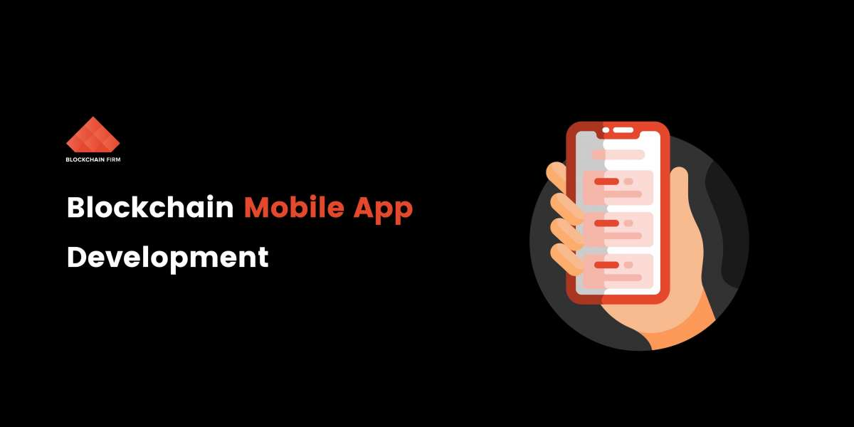 Are you in the urge to reshape your mobile application development? Here comes blockchain!