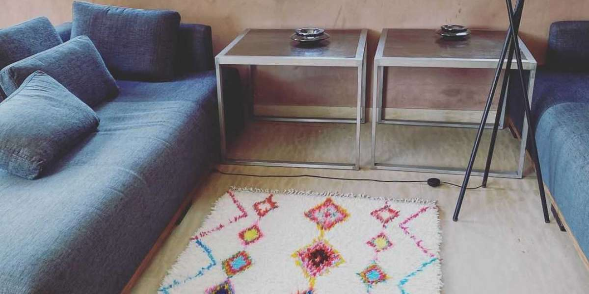 Tips for Buying your Vintage Berber Rug