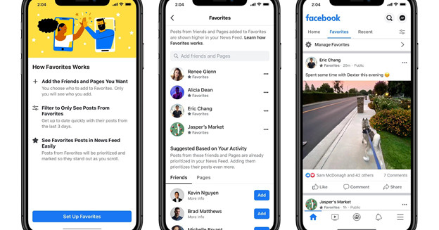 Facebook is making it easier to turn off algorithmic ranking in your News Feed