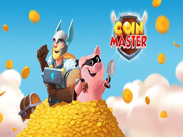 Levvvel com coin master free spins, Chạy Spin Coin Master miễn phí