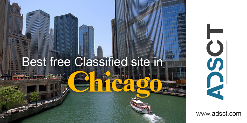 Best free classified site in Chicago – ADSCT Classifieds USA
