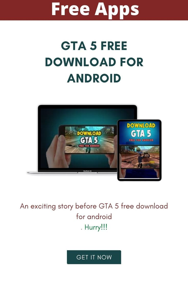 GTA 5 free download for android in 2021 | Gta, Free download, Gta 5