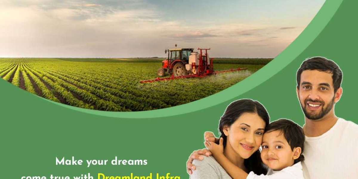 Explore Farm Lands for sale near Bangalore with Dreamland Infra