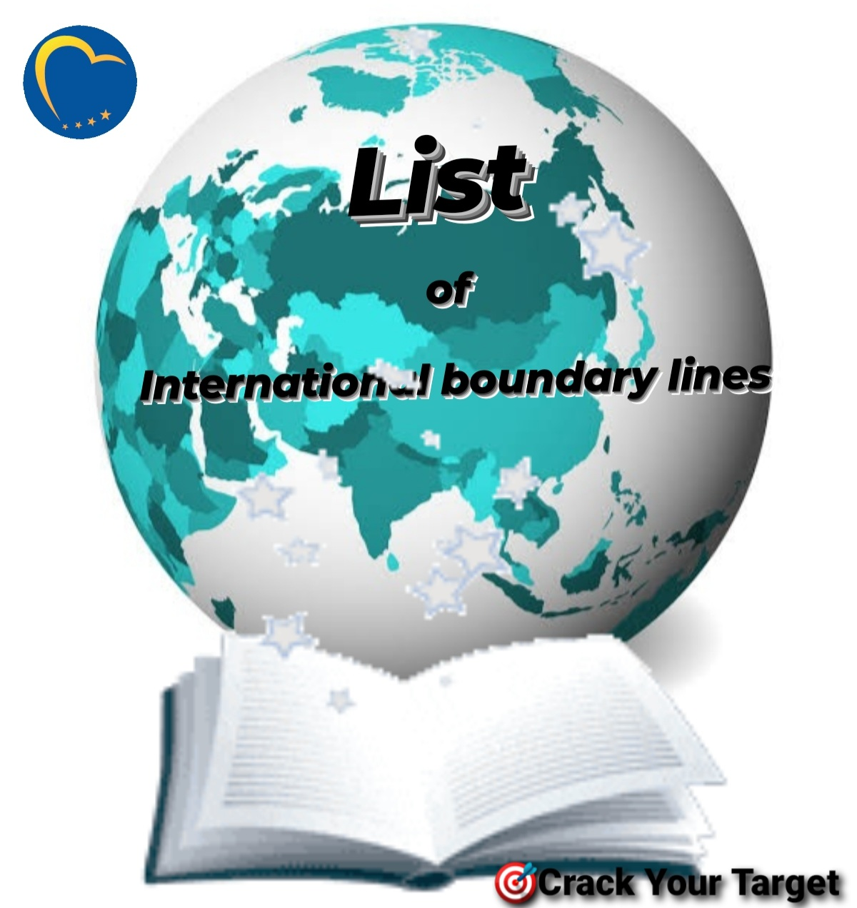 List Of International Boundary Lines In India And World
