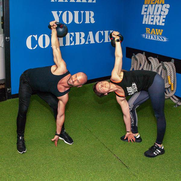 Personal Training & Group Fitness Classes in Cornelius | Raw Fitness