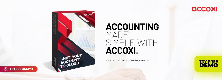 Accoxi Accounting Software Cover Image
