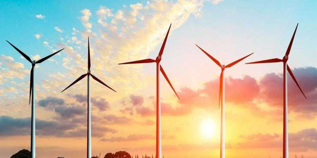 Introduction of Wind Turbines and its types