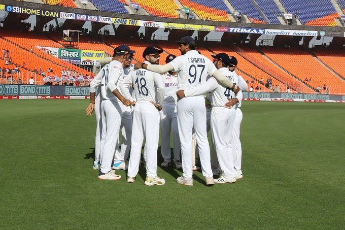 India Announce Squad For World Test Championship Final Against New Zealand
