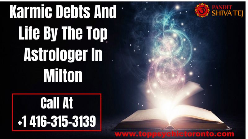 Karmic Debts And Life By The Top Astrologer In Milton: panditshivatej — LiveJournal
