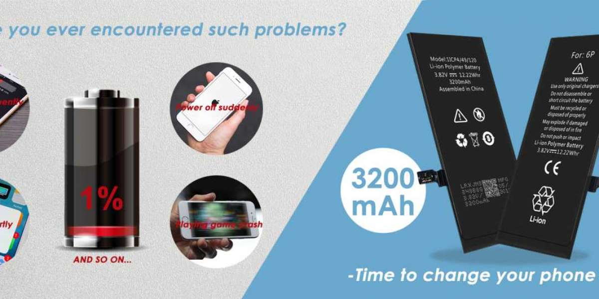 Buy Compatible And High Performing Mobile Battery Online