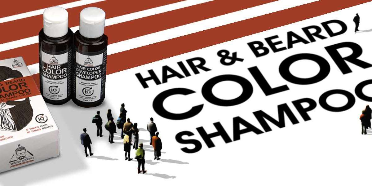 Everything You Need To Know About Hair & Beard Color Shampoo For Men