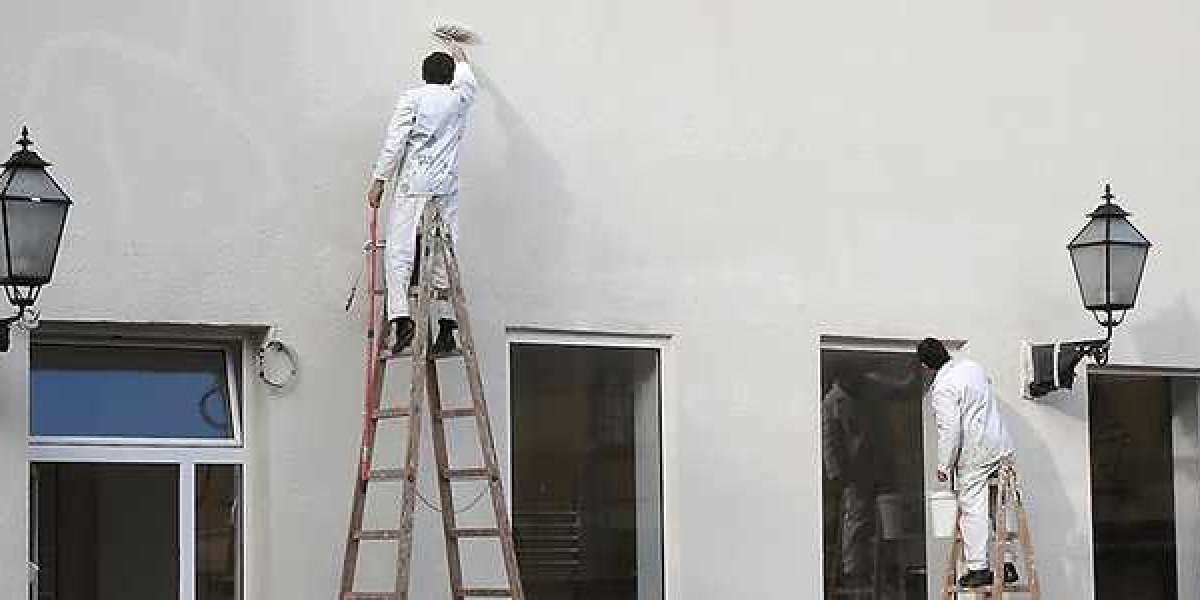 Internal & External On-site Preparation for Commercial Painters Adelaide