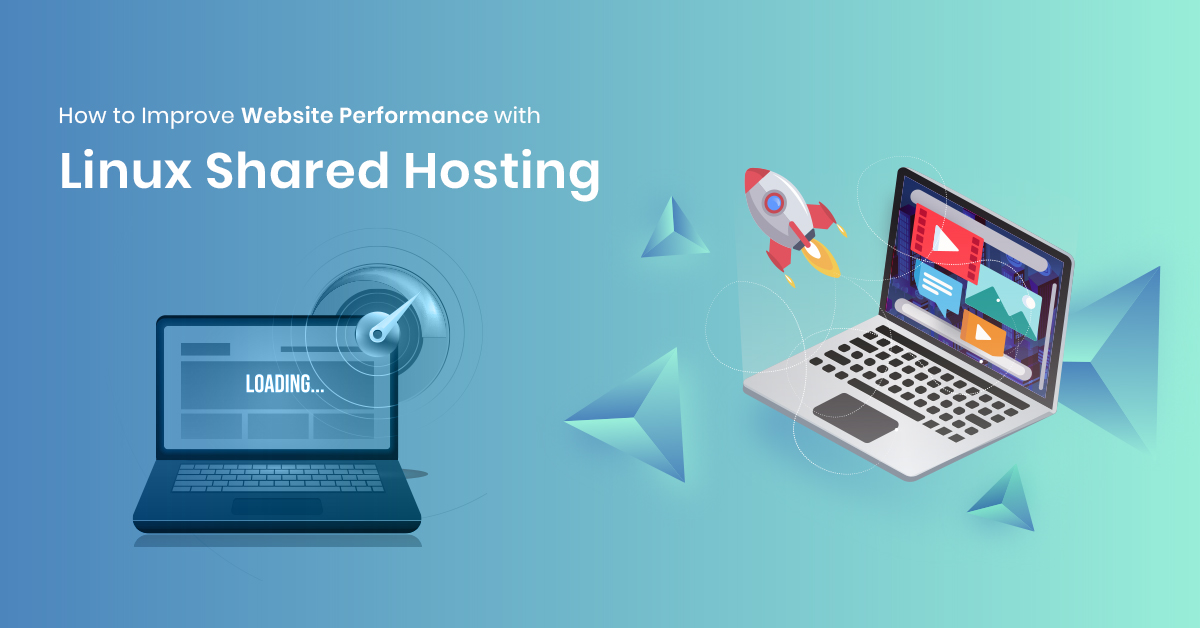 How to Improve Website Performance With Linux Shared Hosting - DiggiWeb