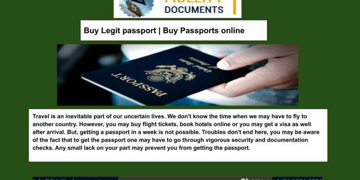 Fidelity Documents | Buy Real and Fake Documents Online