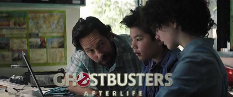 New Movie Ghostbusters 3 (Afterlife) Trailer   Release Date