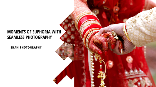 Moments of Euphoria with Seamless Photography