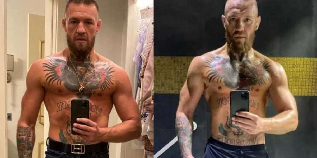 """Conor McGregor """"Jacked And Loaded"""" As He Continues To Train For Dustin Poirier Trilogy"""