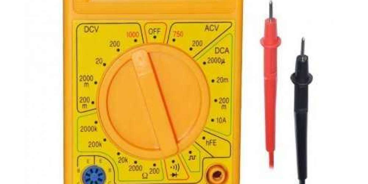 Learn more about Multimeters and their types