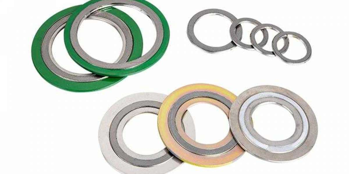 Measure the required size of Spiral Wound Gaskets