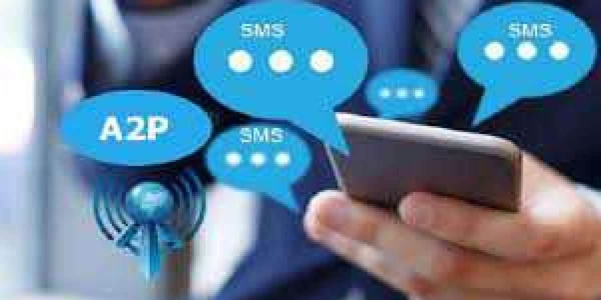 Global A2P SMS Market – Industry Analysis and Forecast (2020-2027)