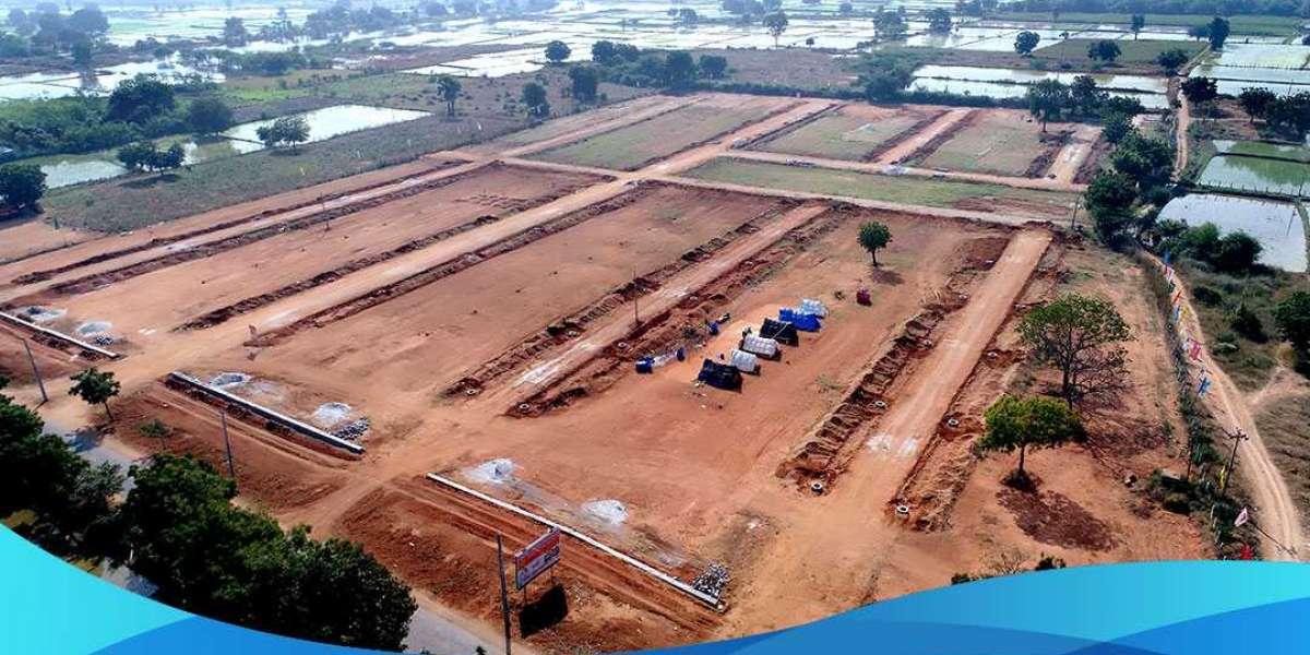 What are the best Real Estate Projects in Bhongir to buy Open Plots?