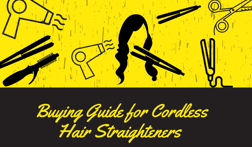 How to choose the best cordless hair straightener ? - Beauty Reviews