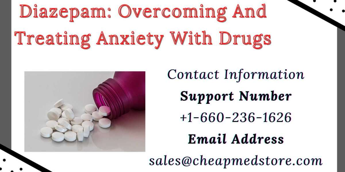 Diazepam: Very Effective In Helping People Deal With Their Anxiety And Panic Attacks