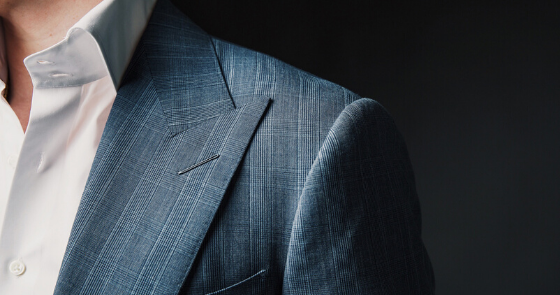 Pick your bespoke suit fabric: Lightweight or Breathable