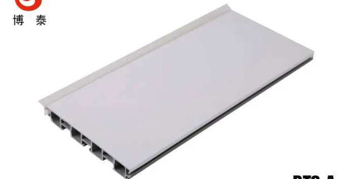 Aluminum Skirting Board is a configuration part that is easy to install.