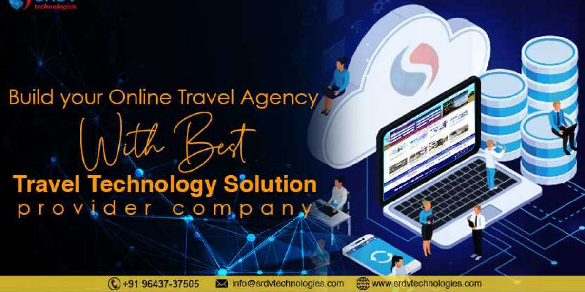 Build your Online Travel Agency with the Best Travel Technology Solution provider company