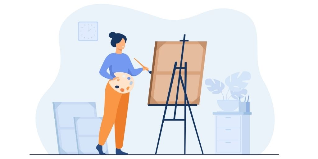 Where & How To Sell Art Online in 2021?