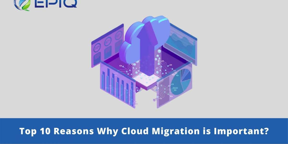 Top 10 Reasons Why Cloud Migration is Important?