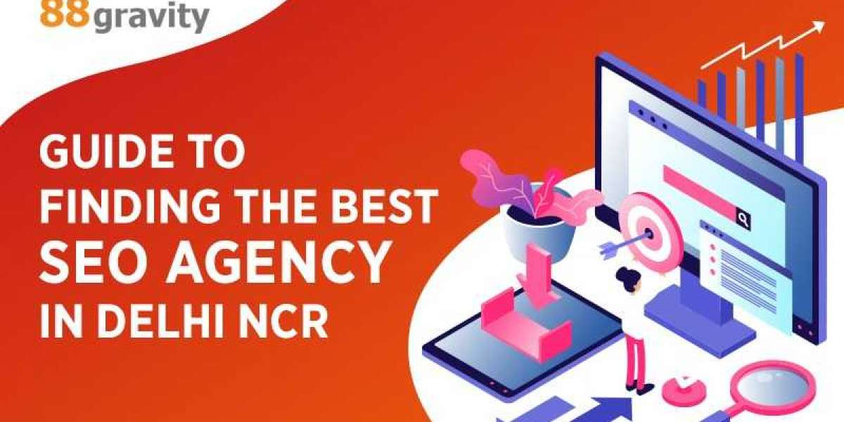 Guide To Finding The Best SEO Agency In Delhi NCR - 88gravity