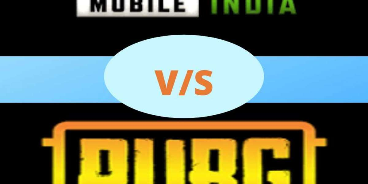 How is Battleground Mobile India Different from PUBG