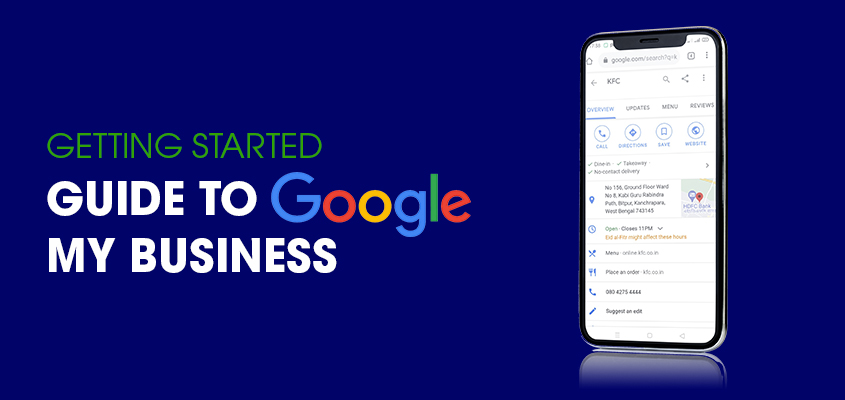 Getting Started Guide to Google My Business - Post Pear