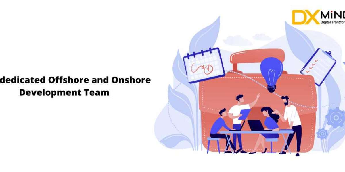 Hire Dedicated Offshore and Onshore Development Team