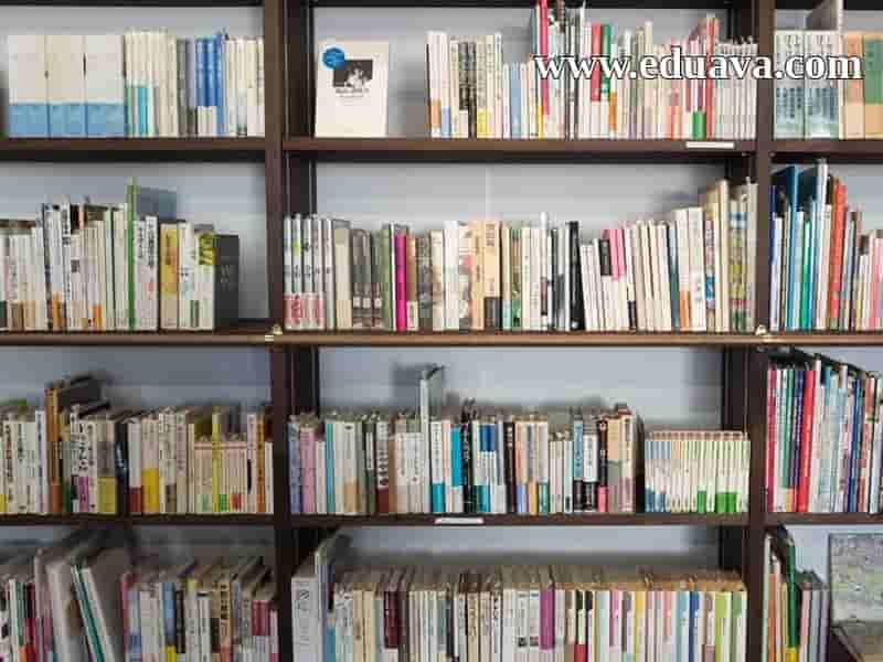 Acquiring knowledge is limited to just inside the book - EduAva