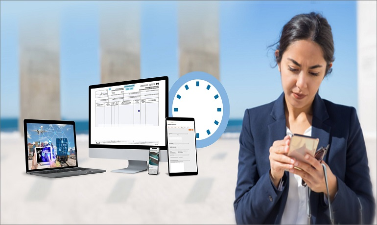 Freight Forwarders: Let's Do Business At Any Time, From Any Location And With Any Device