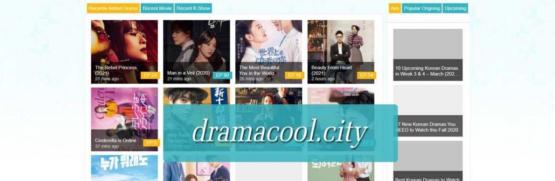 Dramacool City Cover Image