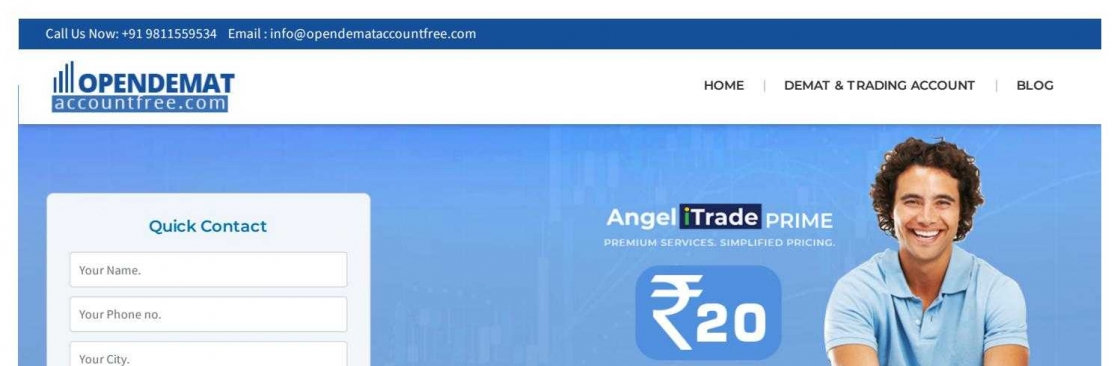 Open Share Trading Account Cover Image