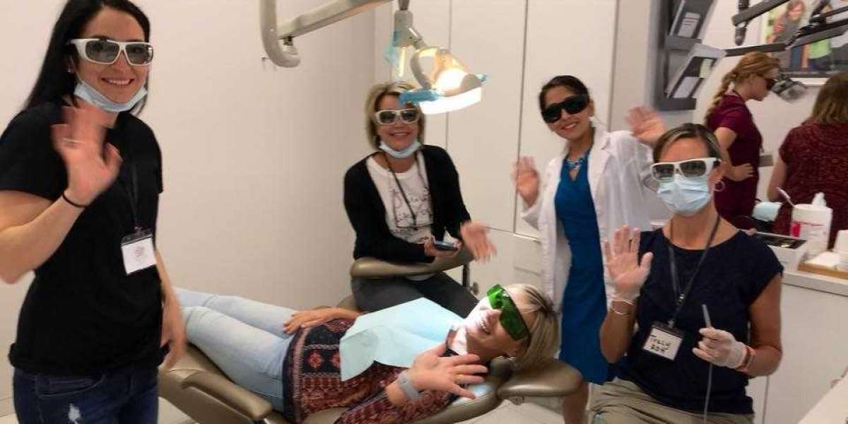 Dental Hygiene Laser Certification in California: What You Need To Know