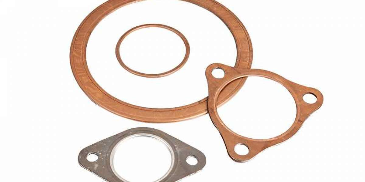 Control of connections-in addition to the availability of more and more new gasket materials