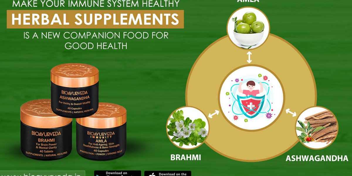 Wholesome Development Of Health Lies In Ayurveda With Herbal Supplements