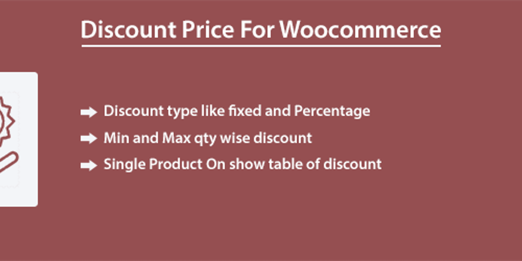 Discount Price For Woocommerce - Discount Price For Woocommerce | Product Hunt