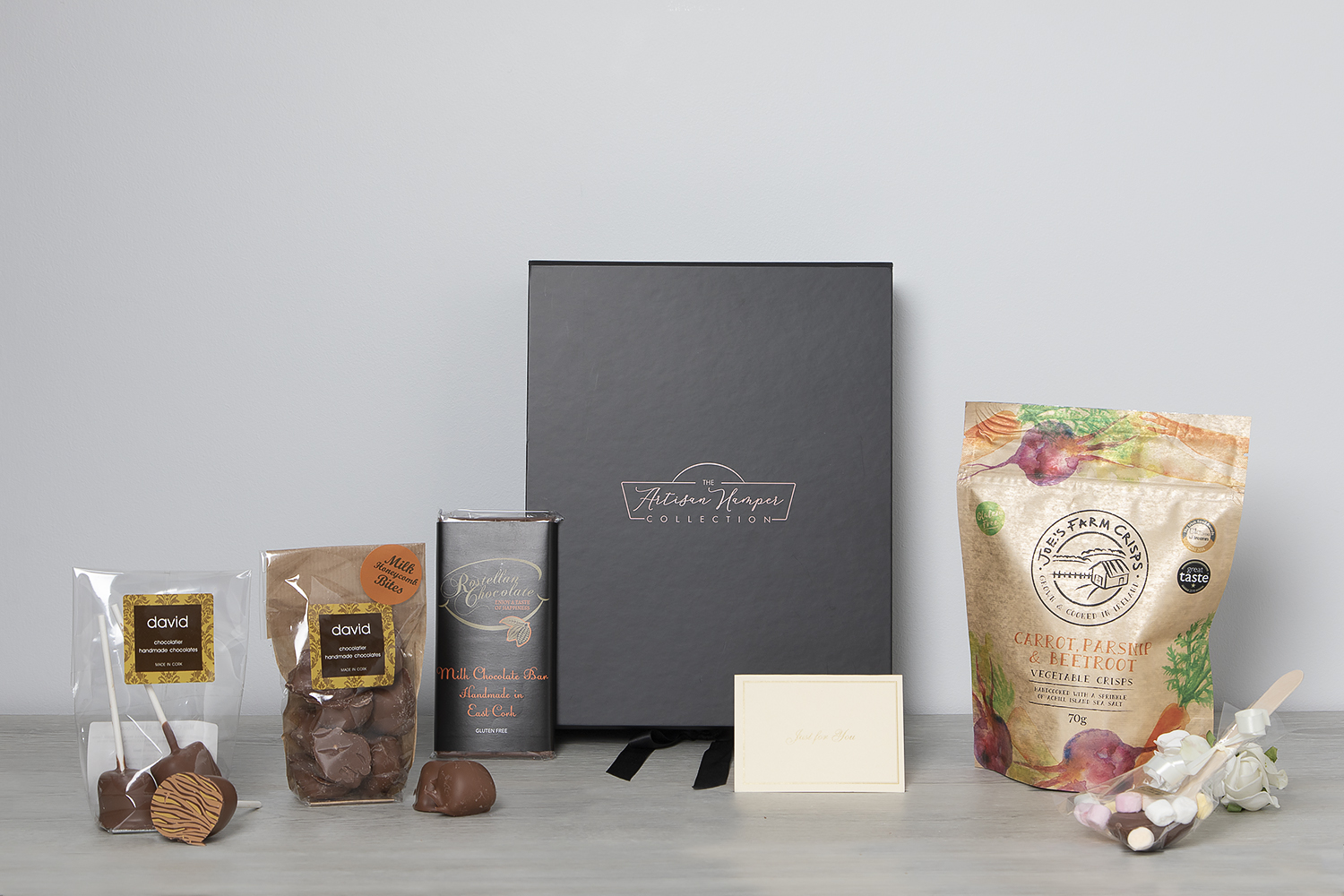 Gluten Free Treat Hamper for One - The artisan hamper collection