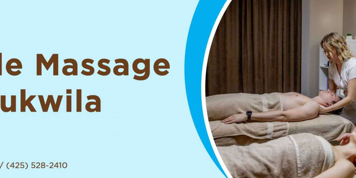 Relax Your Relationship with Couple Massage Tukwila