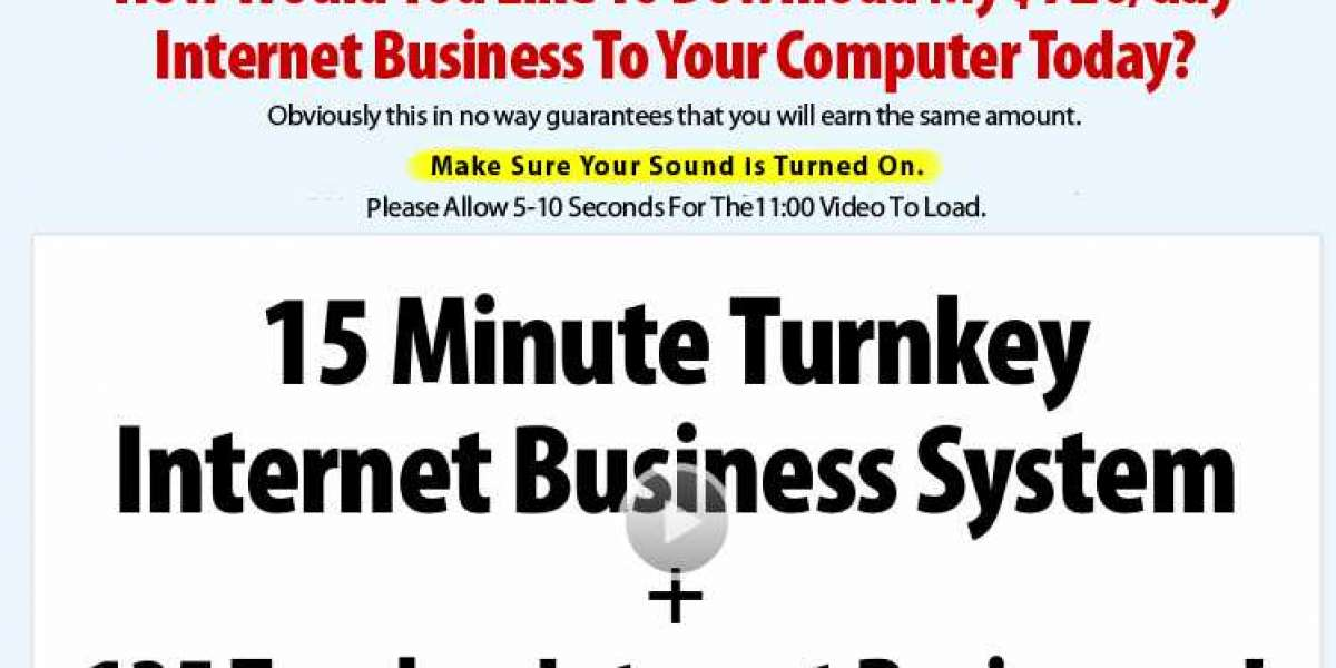 Looking to start your own Internet Buiness? Take a 7 Day Test Drive