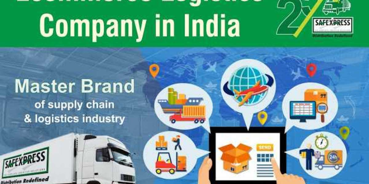 Growth Of Ecommence Logistics Company In India