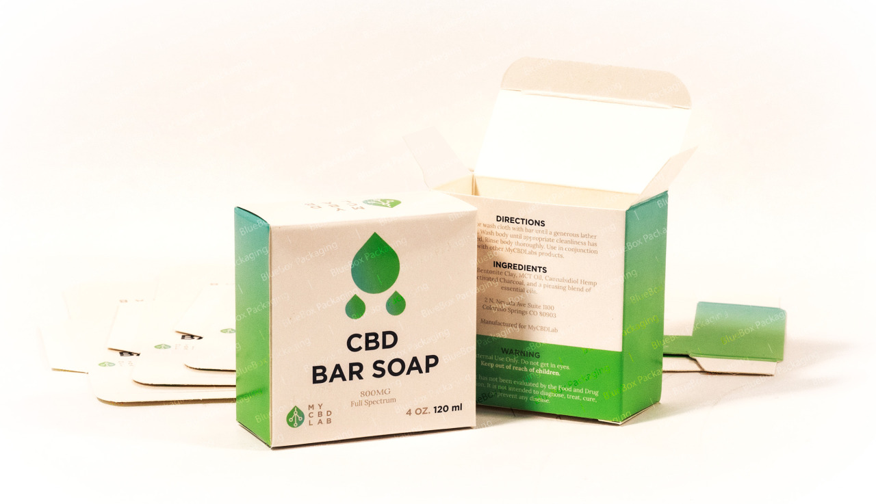 Custom Packaging Boxes — The Importance of Improving Soap Packaging